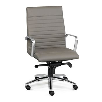 Harper Faux Leather Conference Chair 56622 And More Lifetime