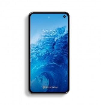 Samsung Galaxy S10 Lite Concept Render Shows Even Bezels No Chin Samsung Galaxy Samsung News Apps
