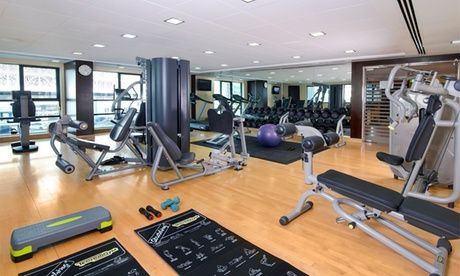 Up To 12 Month Membership At Power Zone Gym 4 Time Oak Hotel Barsha Heights Up To 56 Off Hotel Gym Home