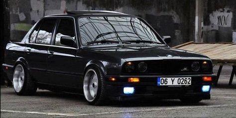 BMW auto - intriguing photo