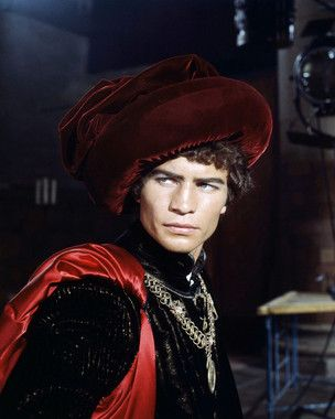 Benvolio In Romeo And Juliet | ... Michael York as Tybalt from Romeo and Juliet High Quality Photo C90405