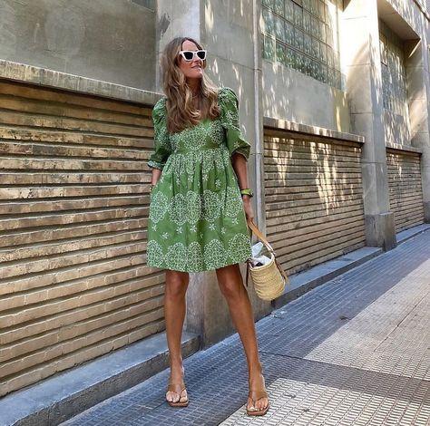 "QDRESSCODE®️ on Instagram: ""So pretty 💚 Via @mdfhima #love #style #streetstyle #girl #model #picoftheday #fashion #instalike #blogger #fashionista #instadaily…"""