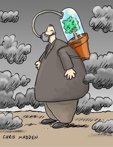 Image Result For Science Humor Desenhos De Poluicao Desenhos Do