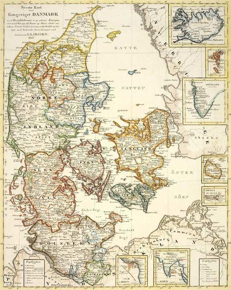 Freden I Kiel Gronland Og Nordatlanten 1814 2014 Thorkild