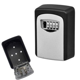 Review Key Storage Lock Box Wall Mount Holder 4 Digit Combination Intlitem Is Really Good Key Storage Lock Box Wall Mount Holder 4 Digit Combination Intl Ra
