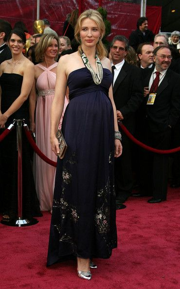 Cate Blanchett - The Best Red Carpet Maternity Style - Photos