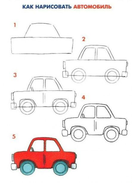 Drawing For Kids Easy Car 52 Ideas Drawing Pencil Drawings In