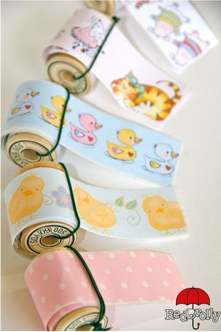 bronwyn from red brolly show how you can make your own decorative sticky tape similar to the popular japanese washi tapes she even includes au2026