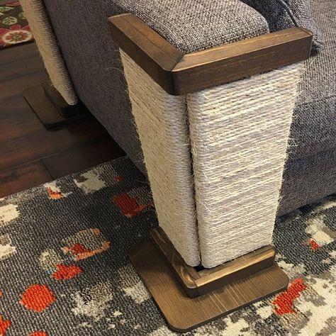 """17 """"Flat Sisal Rope Cat Scratcher - Sie wählen den Fleck - for Cats - Katzen Cat Ideas, Diy Cat Scratching Post, Diy Cat Tree, Sisal Rope, Cat Scratcher, Cat Room, Diy Carpet, Cheap Carpet, Pets"""