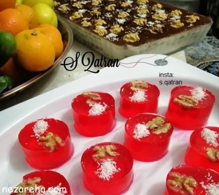 دسر کاسترد Food Vegetables Desserts