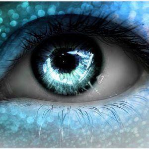 Blue Eye Close Up Fantasy Wallpaper Blue Eye Close Up Fantasy