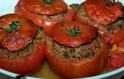 Recette Tomates farcies au cookeo, voila une recette ...