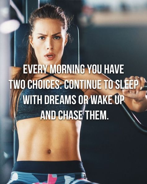 I'd rather sleep my dreams are to crazy to chase - Sport & Motivation - Fitness