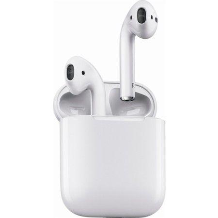 Apple Airpods Wireless Headphones With Charging Case Latest Model Produits Apple Ecouteur Iphone Iphone Gratuit