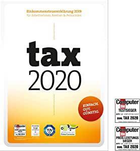 Einkommensteuererklarung 2019 Fur Arbeitnehmer Rentner Pensionare In 2020 Steuererklarung Tipps Tipps Und Tricks Software