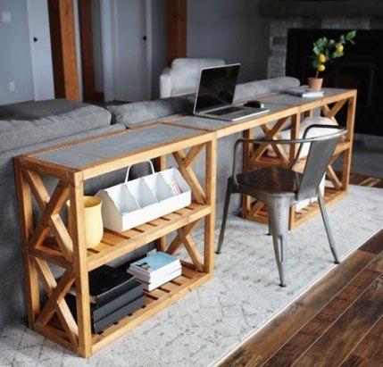 19 Ideas Farmhouse Couch Table Ana White Farmhouse Sofa Table Decor Farmhouse Console Table Diy Console Table