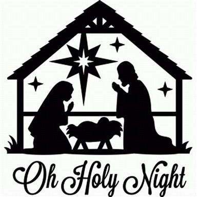 photograph relating to Nativity Scene Silhouette Printable identified as Picture end result for No cost Printable Xmas Silhouette