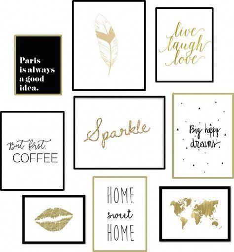 Free Printables Des Affiches Gratuites à Imprimer Pour