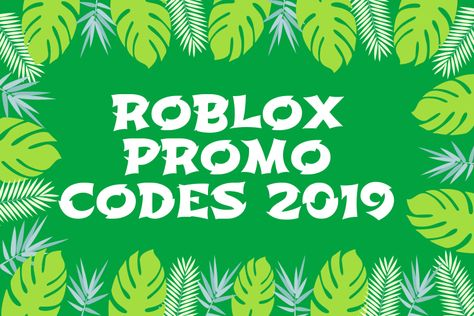 Roblox Promotion Codes For 2019 January 100 Working Roblox Promo Codes 2019 Roblox Hack Promo Code Roblox Promo Codes 2019 Not Expired Roblox Promo Codes L Promo Codes Promo Codes Online