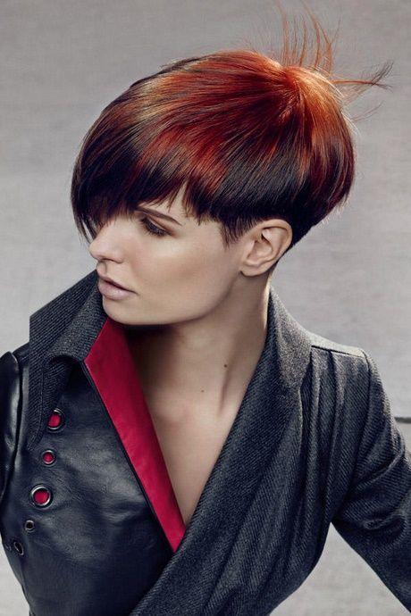 Fetzige Frisuren Kurze Haare Kurzhaarfrisuren 2015 Kurze Rote Haare Kurzhaarfrisuren