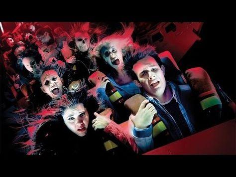 terror extremo en la montaña rusa atracion de parque documental en español