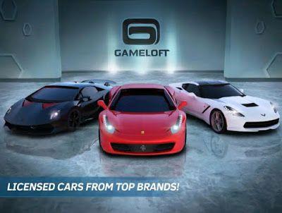 Asphalt Nitro V1 7 4a Mod Apk Download Now Gadgethub 360 Nitro Racing Games Gameloft