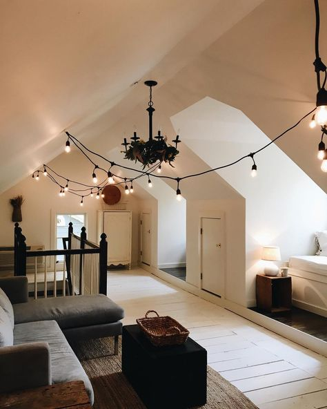 Attic living space attic living rooms, attic spaces, bed rooms, first home, Home Design, Interior Design, Bar Interior, Decoration Inspiration, Decor Ideas, Decorating Ideas, Attic Rooms, Attic Spaces, Attic Loft