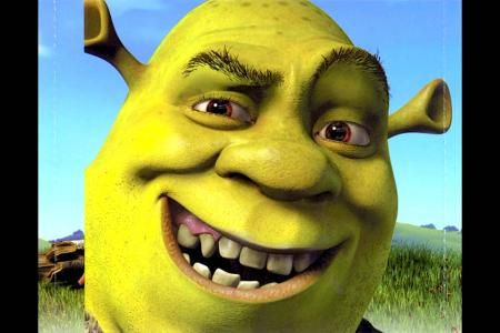 Shrek Donkey Smi Hd Wallpaper Background Images Shrek Donkey Shrek Background Images