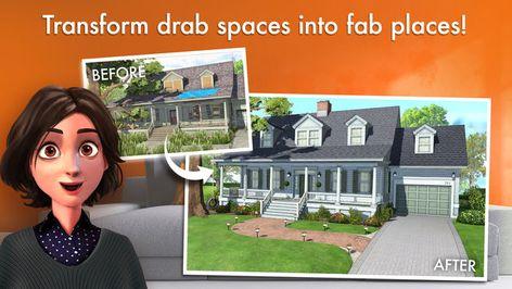 Home Design Makeover Storm8 Studios 1 Books Movies