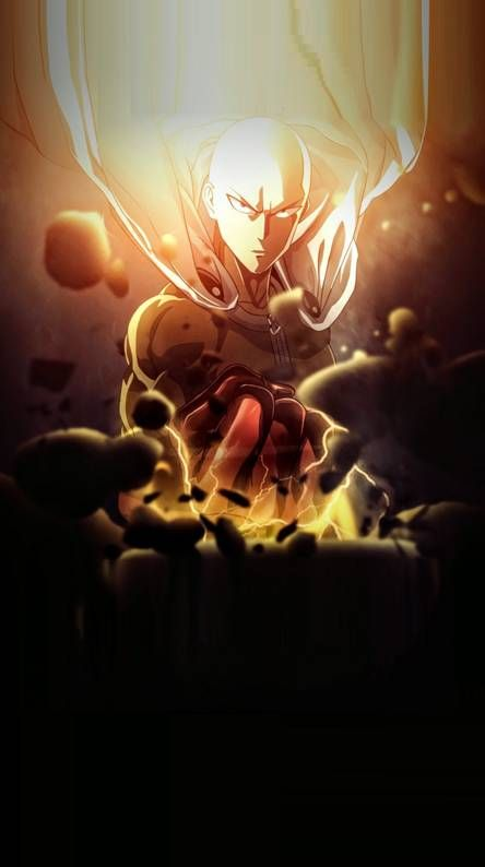 Download Saitama Wallpaper Hd Phone One Punch Man Anime One Punch Man Poster One Punch Man Manga