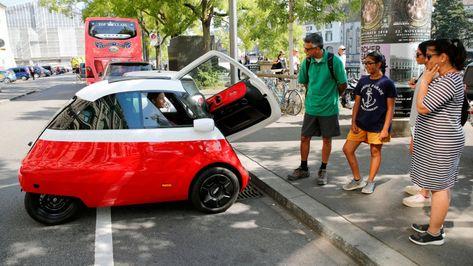Sono Motors Propone Un Coche Electrico Que Recarga Sus Baterias