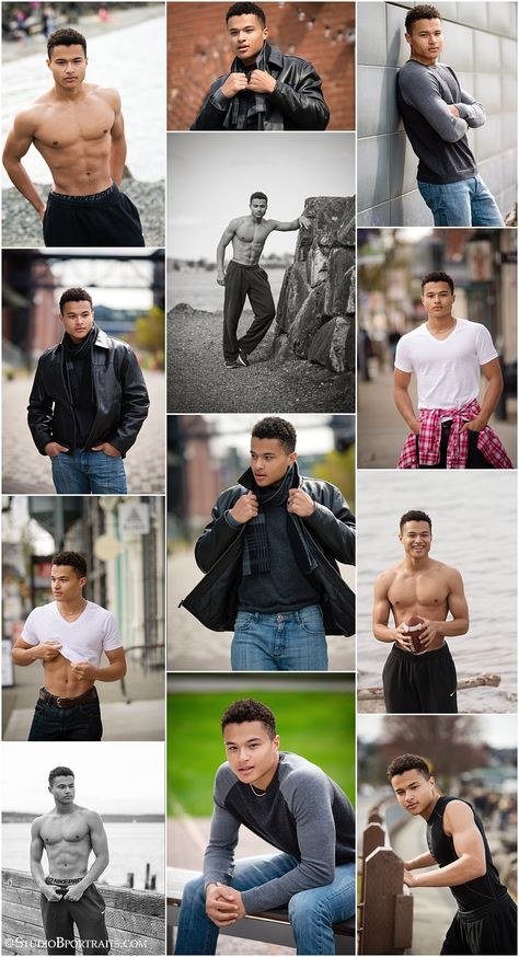 Modeling Test Shoot Mason White