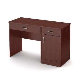 Syrna Ladder Desk In 2020 Small Home Office Desk Small Desk Small Computer Desk