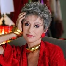 Rita Moreno  - such an inspiring woman.  Thanks @CBSSundayAM for doing the profile on her this week.
