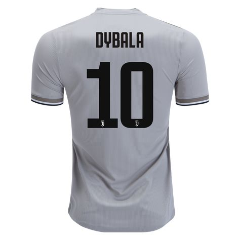 fbbb6a50093 adidas Paulo Dybala Juventus Authentic Away Champions League Jersey 18 19-xl