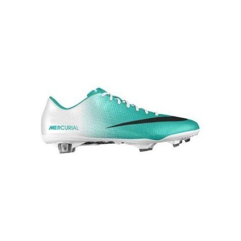 153375e3ee5 Nike Mercurial Vapor IX FG iD Custom Women s Soccer Cleats - Green 10 (265)  liked on Polyvore