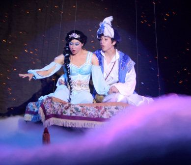 Flying Carpet Aladdin Musical Aladdin Costume Aladdin
