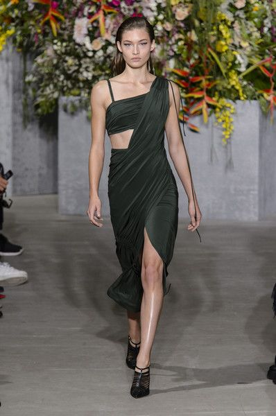 Jason Wu, Spring 2018 - The Most Beautiful Dresses on the Runway at NYFW - Photos