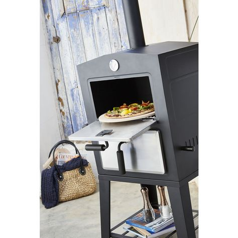 Wilko Bbq Pizza Oven Grill And Smoker Bbq Pizza Pizza