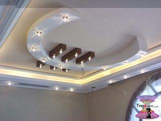 افضل ديكورات جبس اسقف راقيه 2019 Modern Gypsum Board For Walls And Ceilings Ceiling Design False Ceiling Design Ceiling Design Modern