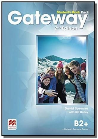 Gateway 2nd Edition B2 Students Book Pack Macmillan Magazine