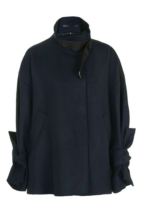 Funnel Taped Jacket by Boutique - Topshop
