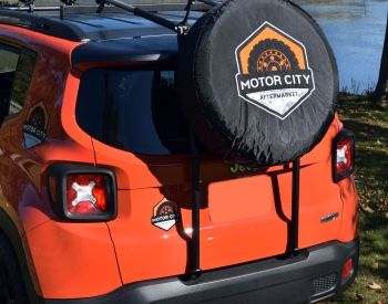 Sema Sneak Peek New Jeep Renegade Accessories Motor City