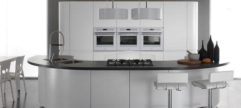 Torchetti Cucine Moderne.Torchetti Cucine Moderno Seven Kuchynske Linky V Roku
