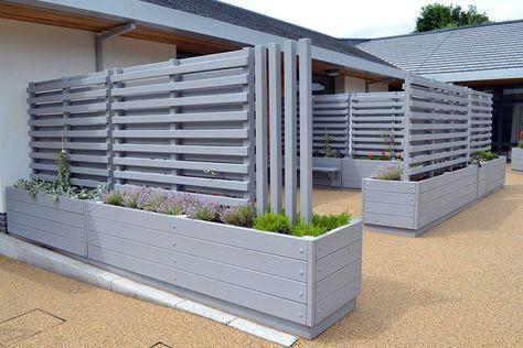 Recinzioni Per Giardino Casa.Recinzioni In Legno Per Giardino Molto Originali Pergolato Da