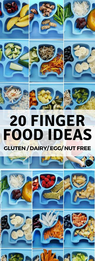 20 Finger Food Ideas For Babies On Gluten Free Dairy Free Egg Free Nut Free Diet Dairy Free Recipes For Kids Dairy Free Dinner Baby Food Recipes