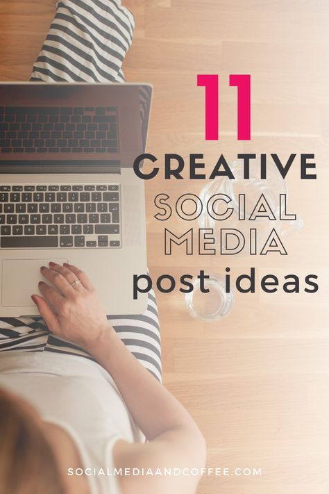 Creative Social Media Post Ideas for Your Page