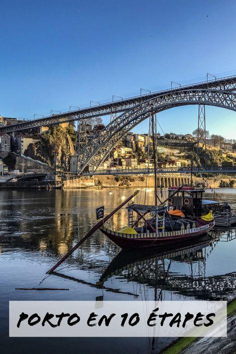 Visiter Porto en 10 étapes - Blog KikiMag Travel