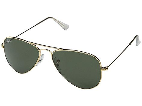 Ray Ban 0RB3044 Aviator Sunglasses