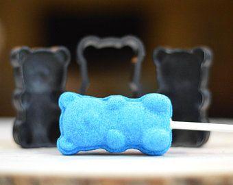 Bath Bomb Molds 3 Piece Pop-Tart Bath Bomb Mold Pop-Tart Bath Bomb Hand Press